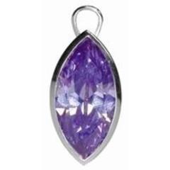 Lichtwesen Creation Beam Zirkonia violett 73 1 Stück