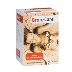 Bronzcare Bronzcare 105 Kapseln.