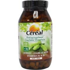 Cereal Getreide-Bierhefe 220 Gramm 550 Tabletten