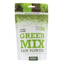 Purasana Green Mix Pulver 200 Gramm