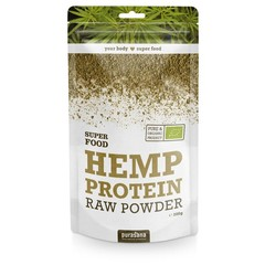 Purasana Hanf Protein Pulver 200 Gramm