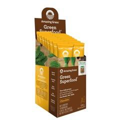 Amazing Grass Schokoladengrün Superfood 15 Beutel