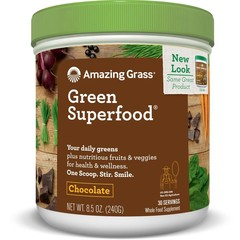 Amazing Grass Schokoladengrün Superfood 240 Gramm