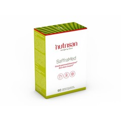 Nutrisan Safframed 60 Kapseln.