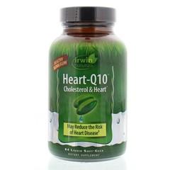 Irwin Naturals Heart Q10 komplettes Cardio 84 Weichgel