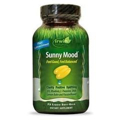 Irwin Naturals Sunny mood 75 weiche Gele