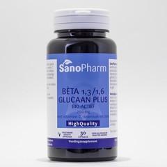 Sanopharm Betaglucan plus 250 mg 30 Stück