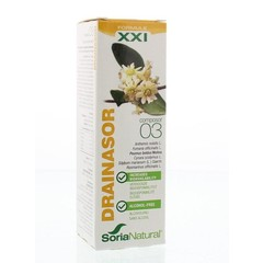Soria Composor 3 Drainol Sol XXI 50 ml