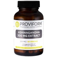 Proviform Ashwagandha 300 mg KSM-66 60 vcaps