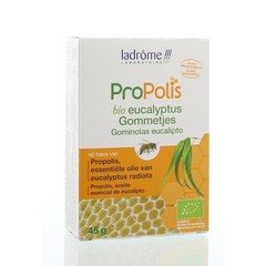 Ladrome Propolis Radiergummis Bio 45 Gramm
