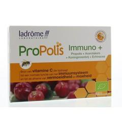 Ladrome Propolis immuno + bio 10 ml 20 Ampullen