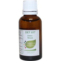 Balance Pharma DET017 Stress Detox 30 ml