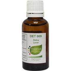 Balance Pharma DET009 Leberentgiftung 30 ml