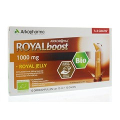 Royal Boost Gelee Royal Boost (7 + 3) 15 ml pro Ampulle 10 Ampullen
