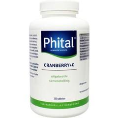 Phital Cranberry + C 250 Tabletten
