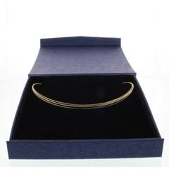 Lichtwesen Halskette zweifarbig 9ER 42 cm 1 Stück