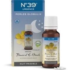 Lemonpharma Bach Bachblüten Kügelchen Perlen Nacht Nr. 39 20 Gramm