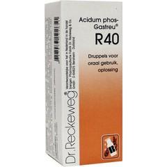 Reckeweg Acidumphos Gastro männlich R40 50 ml