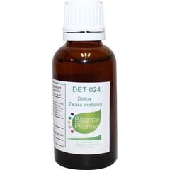 Balance Pharma DET024 Schwermetallentgiftung 30 ml