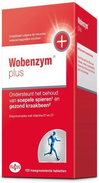 Wobenzym Wobenzym Plus 120 Tabletten
