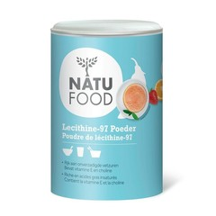 Natufood Lecithin Pulver 97% 350 Gramm