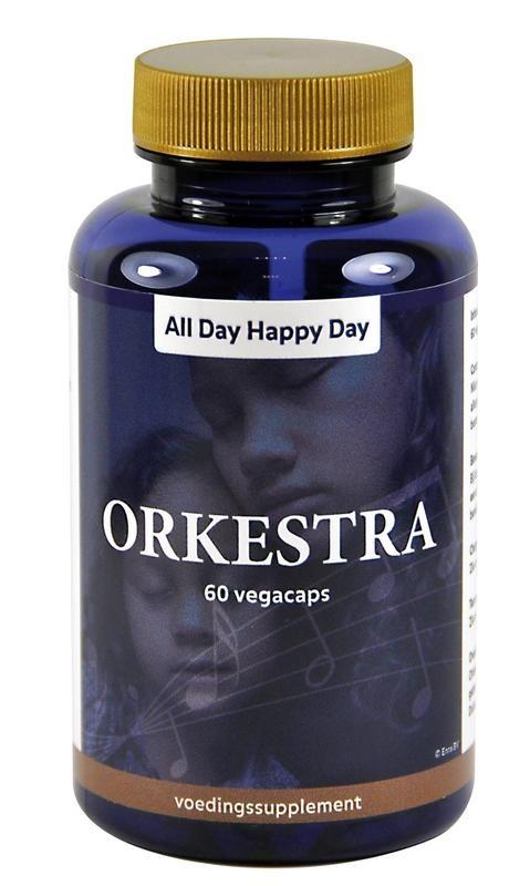 Alldayhappyday Alldayhappyday Orkestra 60 Kapseln