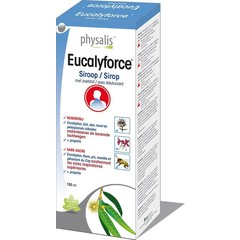 Physalis Eucalyforce Sirup zuckerfrei 150 ml
