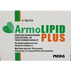 Armolipid Armolipid plus 30 Tabletten