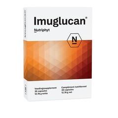 Nutriphyt Imuglucan 30 Kapseln.