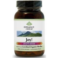 Organic India Bio India Joy Bio Kapseln 90 Kapseln.