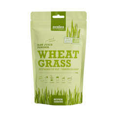 Purasana Weizengras Rohsaftpulver 200 Gramm