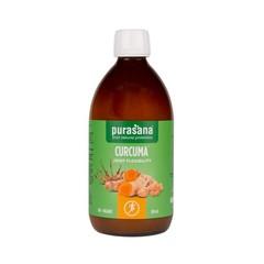 Purasana Curcuma forte Boswellia und Harpago 500 ml