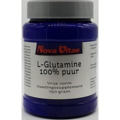 Nova Vitae L-Glutamin 100% rein 750 Gramm