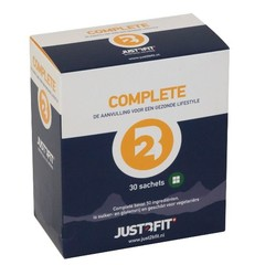 Just2Bfit 2BComplete Puder 30 Beutel