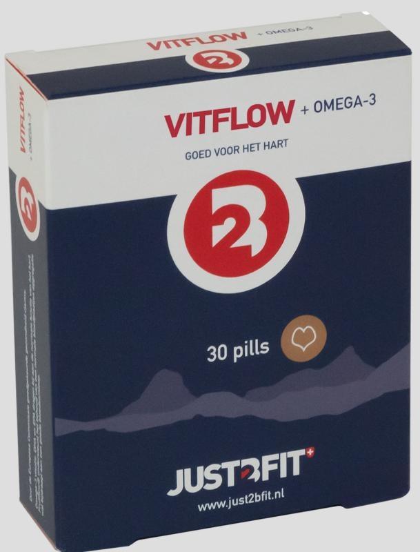 Just2Bfit Just2Bfit Vitflow 30 Kapseln.
