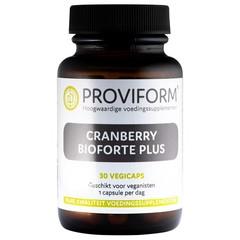 Proviform Cranberry Bioforte plus 30 Kapseln