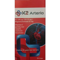 K2 Medical Care Arterio 30 Kapseln.