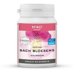 Lemonpharma Bach Bachblüten Kaugummi Nr. 40 Kraft & Stärke 60 Gramm