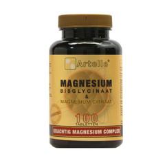 Artelle Magnesium Bisglycinat & Citrat 100 Tabletten