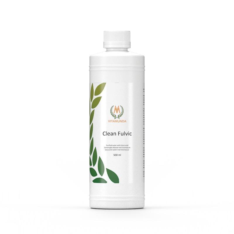 Vitamunda Vitamunda Clean fulvic 500 ml