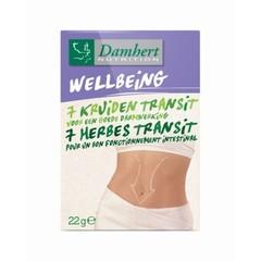 Damhert 7 Kräutertabletten laxieren 45 Tabletten