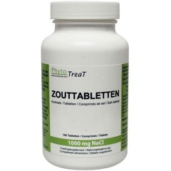 Phytotreat Salztabletten 1000 mg NACL 100 Tabletten