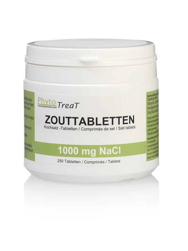 Phytotreat Phytotreat Salztabletten 1000 mg NACL 250 Tabletten