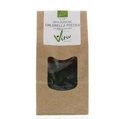 Vitiv Chlorella Pulver 125 Gramm
