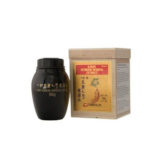 Ilhwa Ilhwa Ginseng Extrakt 50 Gramm