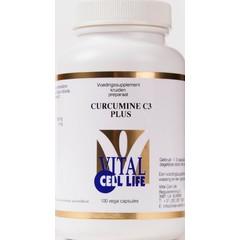 Vital Cell Life Curcumin C3 plus 100 Kapseln.