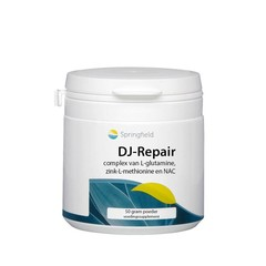 Springfield DJ Repair Glut / Nac / Zink 50 Gramm