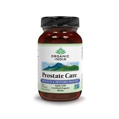 Organic India Bio India Prostata Pflege Bio 90 Kapseln.