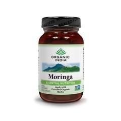 Organic India Bio India Moringa bio 90 Kapseln.