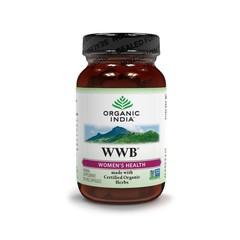 Organic India Wohlbefinden der Frauen Bio 90 Kapseln.